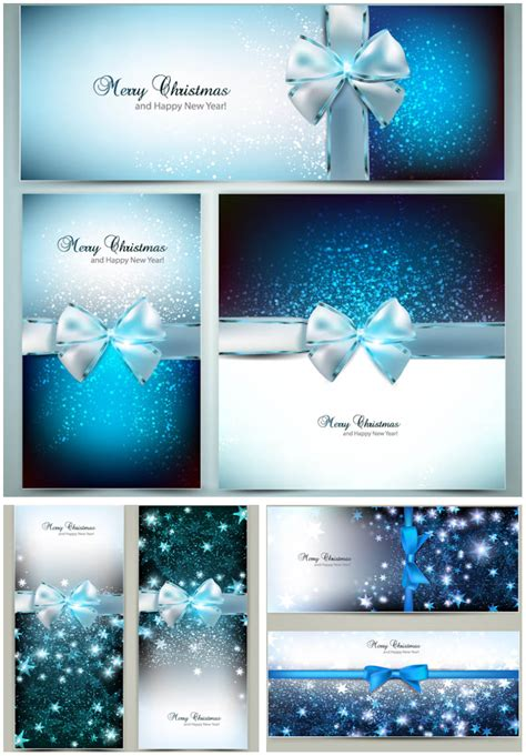 Blue Card Template by Templates Vector Graphics Page 8