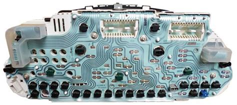 transmission control 2004 volvo v40 instrument cluster skandix installation picture volvo s40 v40 2004 l instrument cluster