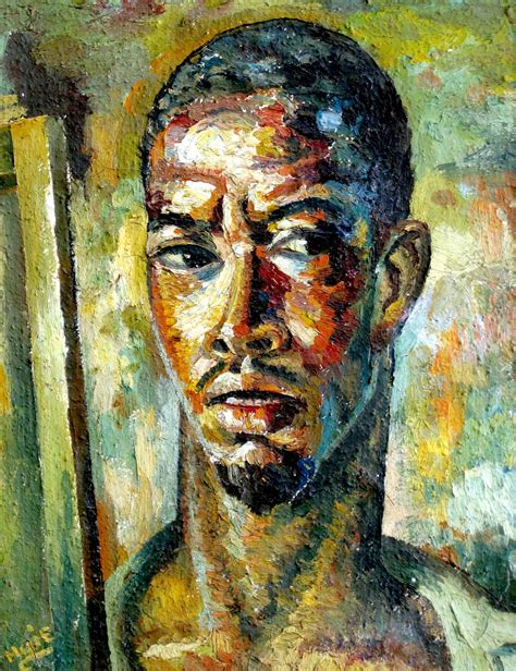 biography of jamaican artist osmond watson remembering albert huie 1920 2010 national gallery of
