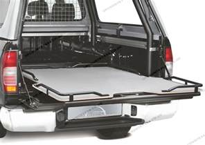 Isuzu Dmax Tray Back Isuzu D Max 2012 Antec Sliding Cargo Tray Sliding Bed