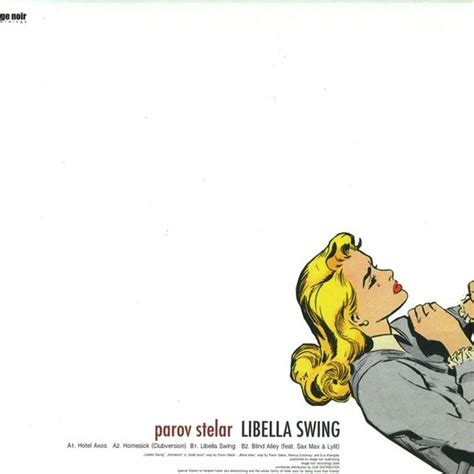 Parov Stelar Libella Swing Best Music Pinterest