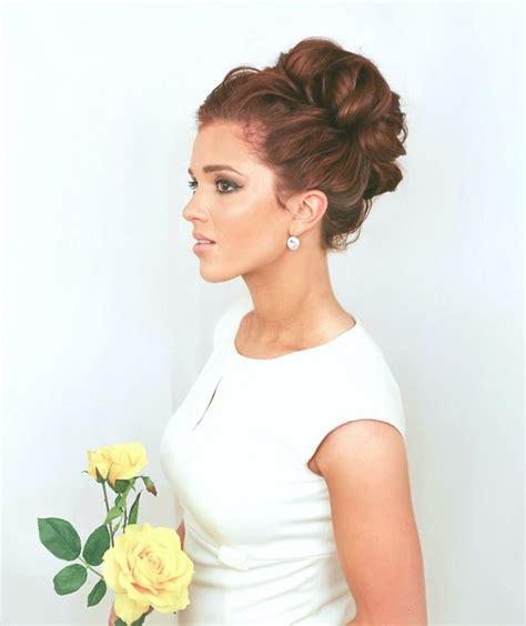 Wedding Hair Big Bun by Big Bun Hairstyle Ideas