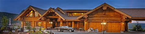 canadian log home and cabin distributors pioneer log