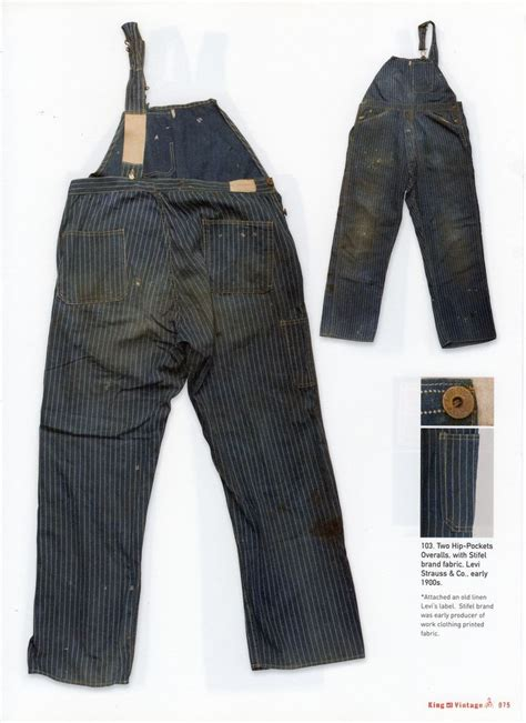 Annue Overall Black levi strauss bib overalls early 1900 s mens