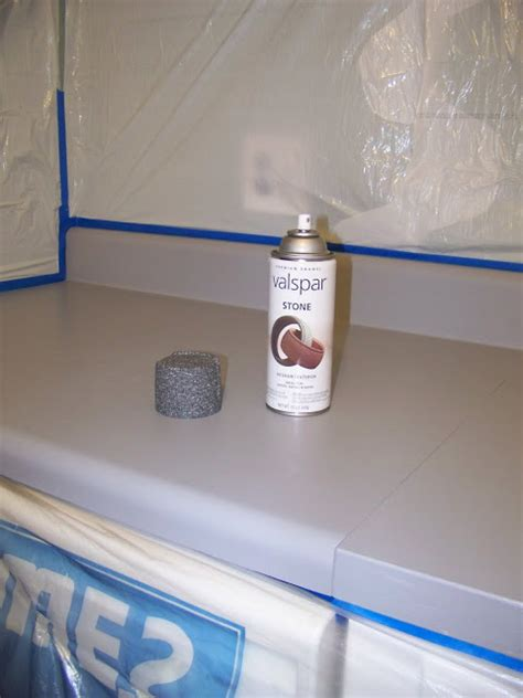 Spray On Countertops by The Jones Family Kitchen Makeover Part Ii Painting The