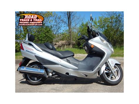 Suzuki Sport Touring Motorcycles Suzuki Burgman 400 For Sale Used Motorcycles On Buysellsearch