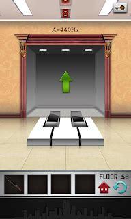 100 floors special level 6 100 floors level 58 walkthrough doors