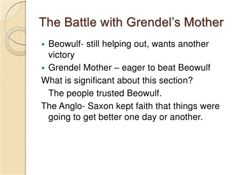 beowulf section summaries beowulf review partial