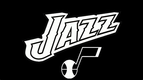 jazz wallpaper black and white nba black and white utah jazz by devildog360 on deviantart