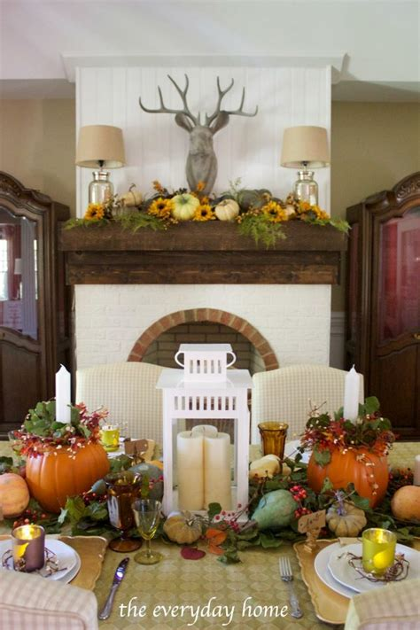 elegant tablescapes traditional dining room atlanta rustic and elegant fall tablescape the everyday home