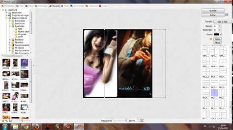 varias imagenes en una sola foto como poner dos fotos en una sola imagen youtube
