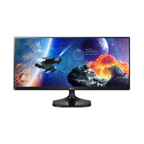 Layar Monitor Komputer Lg jual lg 25um58 p monitor pc harga kualitas terjamin blibli