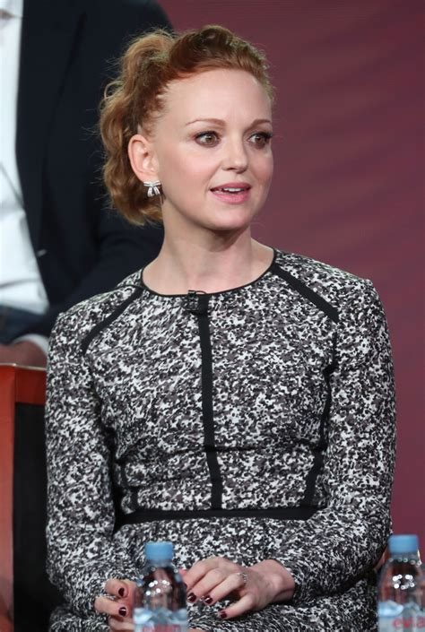 jayma mays jayma mays in 2017 winter tca tour day 14 zimbio