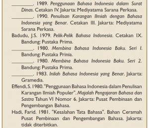 tata cara membuat daftar pustaka dari jurnal contoh daftar pustaka kelas xi contoh ii