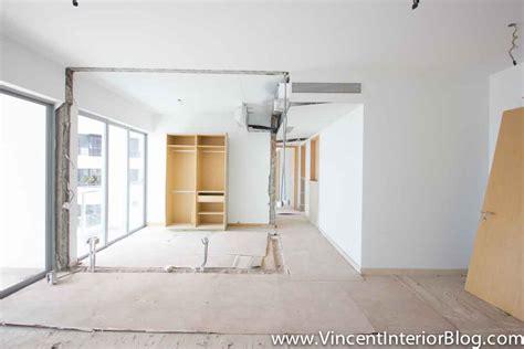 2 Bedroom Condo Floor Plan singapore condominium parc seabreeze renovation by raymond