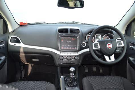 fiat freemont interior 2013 fiat freemont range goauto overview