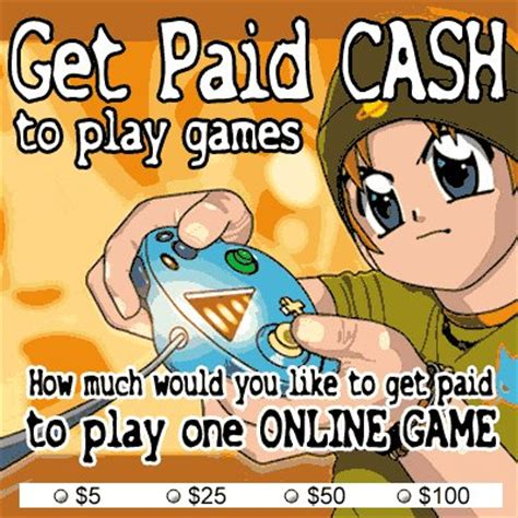 Paid To Play get paid to play
