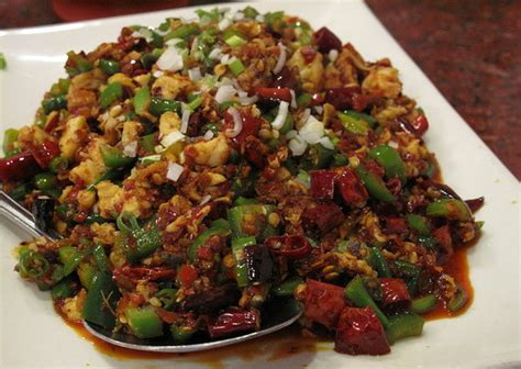 Would You Eat This Spicy Dish by Extremely Peppers Dish At Mandarin Islamic
