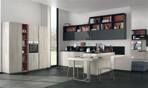 cucine moderne con isola lube cucina lube immagina con zona giorno integrata
