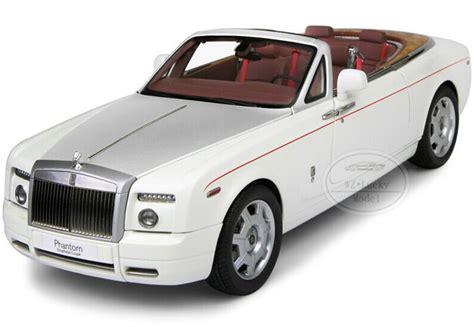 Rolls Royce Phantom Coupe White Kyosho Model 1 18 08861ew kyosho 1 18 rolls royce phantom drophead coupe car model white 08871ew ebay