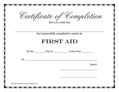 aid certificate template scroll template quotes