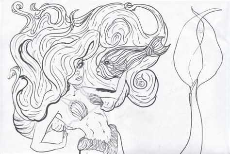 ariel coloring pages for adults mermaid coloring pages for adults 30 image collections