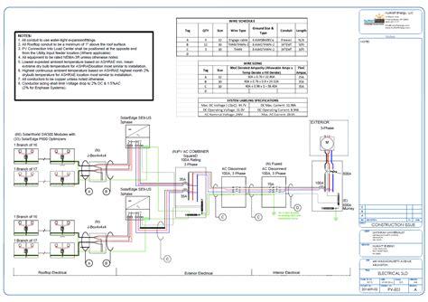 solar single line diagram solaredge one line diagram repair wiring scheme