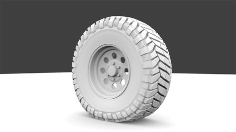 blender tutorial tire modeling an offroad wheel blender 3d tutorial part1