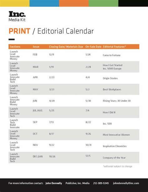 Forbes Editorial Calendar Search Results For Social Media Editorial Calendar