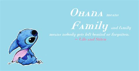 Lilo Stitch Ohana Iphone Dan Semua Hp ohana means family lilo and stitch quotes quotesgram