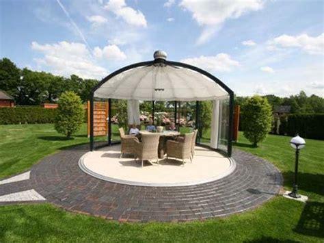 Pavillon Rondo by Luxus Gartenpavillon Rondo Vg Vk Vp Garten Heinemann