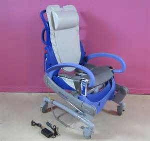 How To Get On A Chair Lift Used Arjo Carendo Power Hygiene Shower Bath Chair For Sale