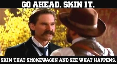 Tombstone Meme - tombstone movie meme quotes