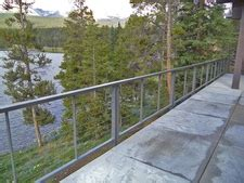 aluminum deck railing systems san francisco to new york cable railing photos hardware for metal posts