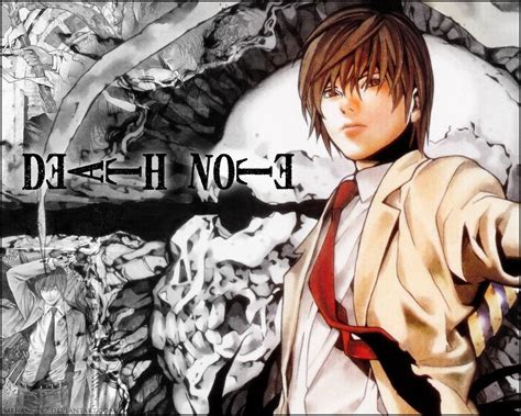 light yagami wallpapers wallpaper cave