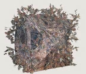 how to fold a ground blind camoflex 3 d concealment blinds