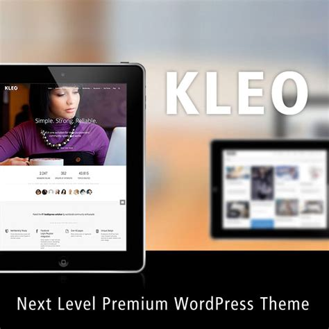 theme wordpress kleo kleo premium wordpress theme