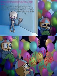 Fnaf silly comic foxys pride 30 by maria ben on deviantart