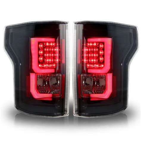 ford f150 lights winjet 2015 ford f 150 led light glossy black