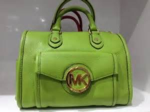 Minivy Zinnia Satchel Bag Lime michael kors leather perforated large grab shoulder bag
