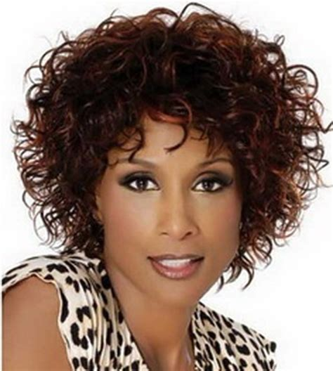 hairstyles for black women over 50 with curly hair pictures of short hairstyles for black women over 50