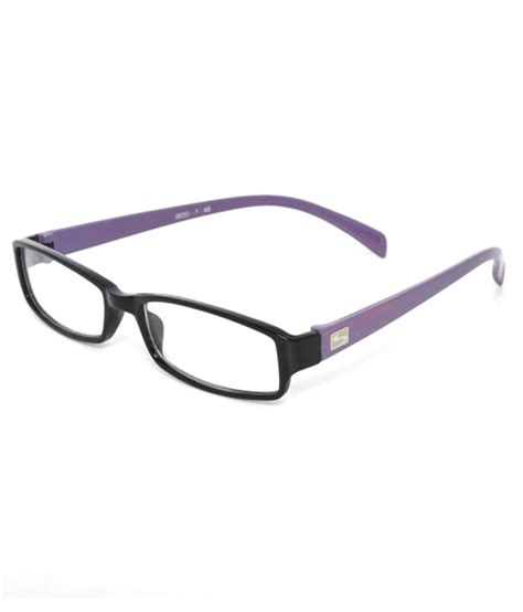 unique non metal rectangle eyeglasses frame buy unique
