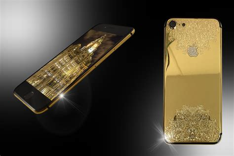 home design gold edition 24ct gold iphone 7 unique design edition goldstriker