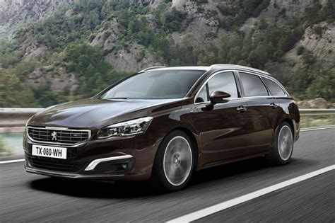 peugeot 608 estate peugeot 508 sw estate review by richard hammond peugeot