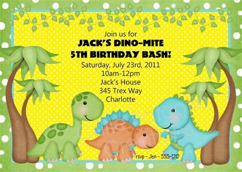 Free Printable Dinosaur Baby Shower Invitation Dinosaur Baby Shower Invitation Template