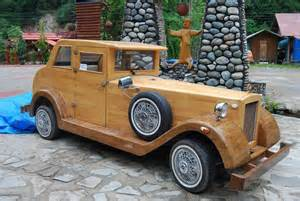 Cars Made By Cars Made Out Of Wood 20