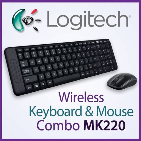 Jual Keyboard Wireless Logitech Mk220 by Keyboard Mouse Bundles Logitech Mk220 Cordless