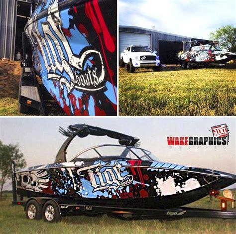 wake boat graphics 1000 ideas about boat wraps on pinterest custom wraps