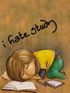 wallpaper cartoon study download i hate study 240 x 320 wallpapers 2586415 i