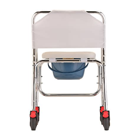 Rolling Shower Chair Commode by Rolling Shower Chair Commode Bellevue Healthcare